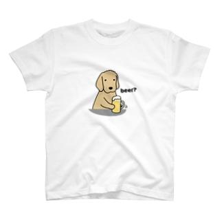 おつかれさま〜ビール〜(前面) T-shirts