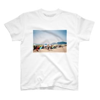 あの夏に戻る T-shirts