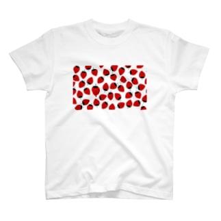 いちごかめ T-shirts