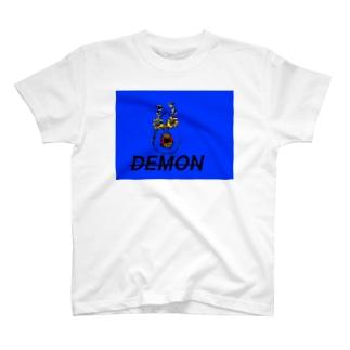 blue demon T-shirts