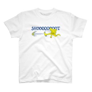 スーパーシュート! T-shirts