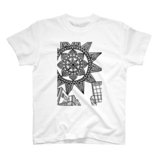 sun -ビルの隙間から- T-shirts