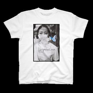 イナマスティル_スタイル文芸雑誌のさーちー × momo × inamastill T-shirts
