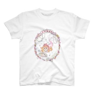 あぶくひめ T-shirts