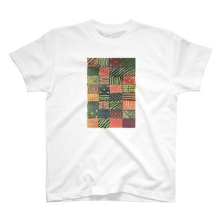モヨウ1 T-shirts