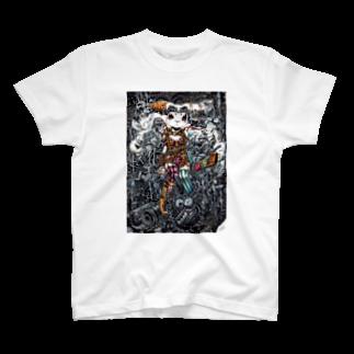 Studio MOONの門番 T-shirts