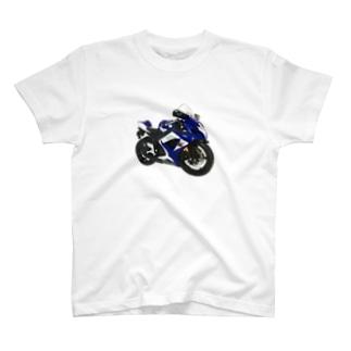 スズキ GSX-R750 K6/K7 T-shirts