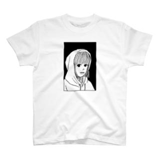 HOODIE GIRL T-shirts