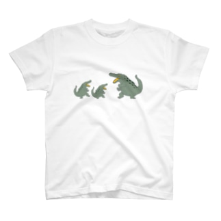 ワニT T-shirts