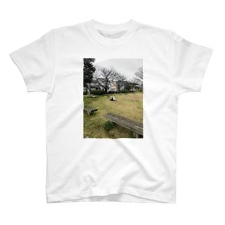 チカモリ遺跡 T-shirts