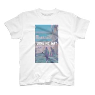 我が道 T-shirts