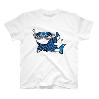 甚平ザメ T-shirts