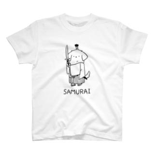 SAMURAIいぬ T-shirts
