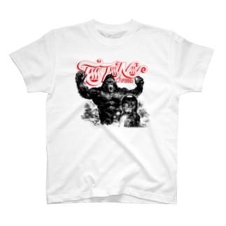 「TOTONOI-CHANG」Tシャツ・ホワイト Tシャツ