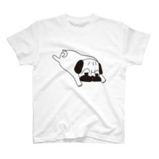 パグ五体投地 T-shirts