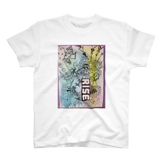 RISE T-shirts