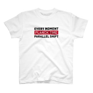 パラレルシフトT T-shirts
