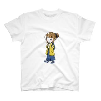 おでかけミツキちゃん T-shirts