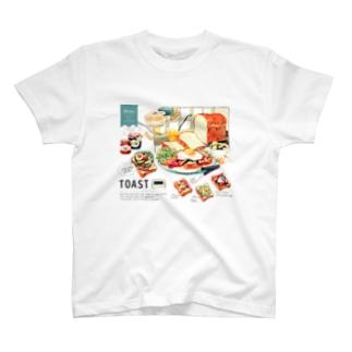 Bread Life2 T-shirts