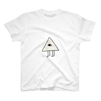 しゅーのさんかくん T-shirts
