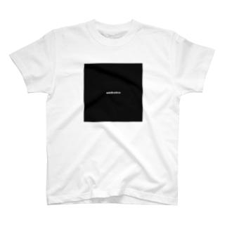■の中にshikaku T-shirts