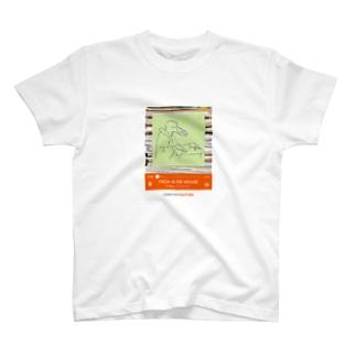 YACA IN INN 2 T-shirts