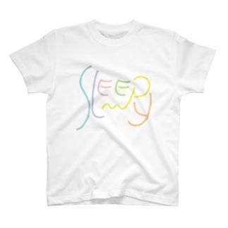 スリーピー T-shirts