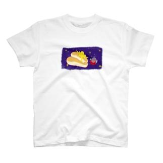 たこじろうvsばたこ T-shirts