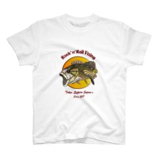 Rock'nブラックバス T-shirts