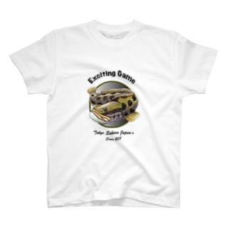 ライギョGAME T-shirts