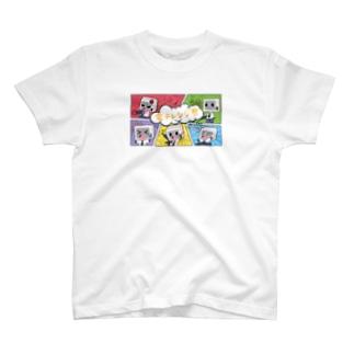 電子レンジ君 T-shirts