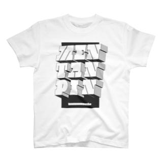 MENTANPIN2(DB) T-shirts