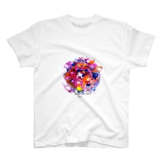 リノフル/ 惑星 T-shirts