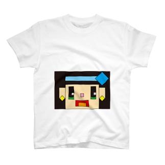 かくばりこちゃん T-shirts