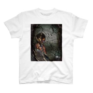 蜘蛛∞闇 T-shirts