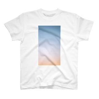 夕映えの T-shirts