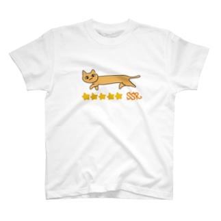 SSRのネコ T-shirts