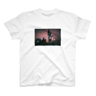 まちなみ T-shirts