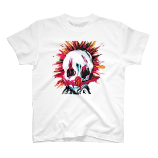 Mr.CLOWN T-shirts