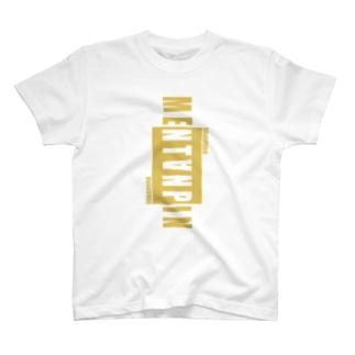 MENTANPIN3(GOLD) T-shirts