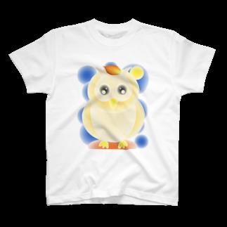 sacra-sacraの福ろう T-shirts