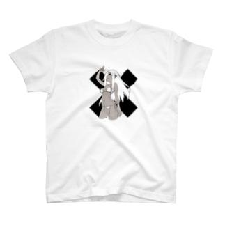 ブラックバツ T-shirts