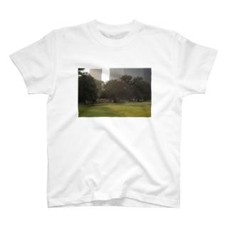 rain T-shirts