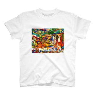 KANJI 1 T-shirts