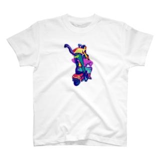 ニケツバイク T-shirts
