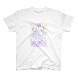 入場料は127円 T-shirts