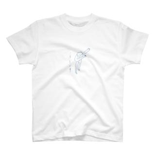 あちらこちら T-shirts