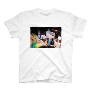 アフター T-shirts