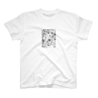 mihoret mode 墨色 T-shirts