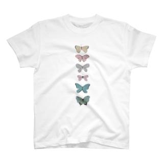 ひらひら T-shirts